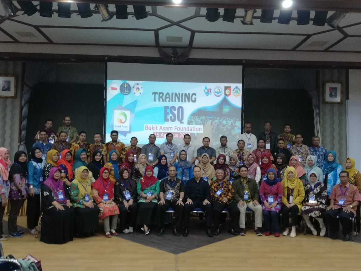 Bukit Asam Foundation Gelar One Day Training ESQ
